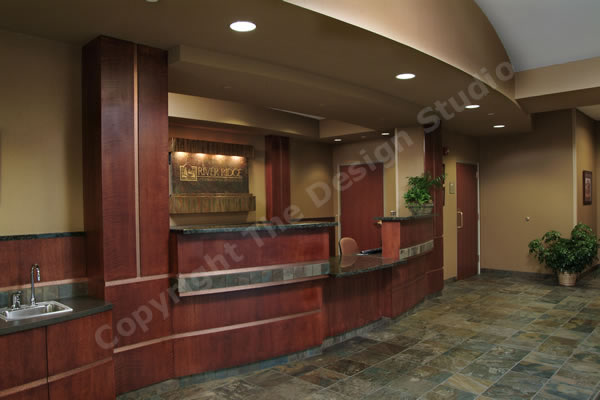 River Ridge Oral and Maxillofacial Surgical Center lobby